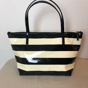 Kate Spade Penn Valley Sophie Patent Tote